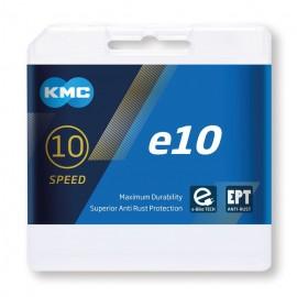 lancuch KMC e10 EPT nierdzewny