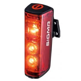 LED tyl. lamp. akumul. Sigma Blaze