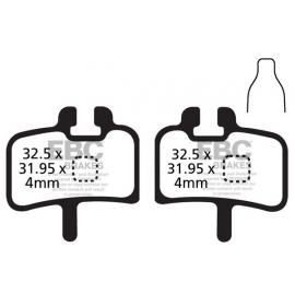 Klocki rowerowe EBC (spiekane) Promax / Hayes Hydraulic & Hayes Mechanical MX-1 Mag HFX-9 CFA277HH