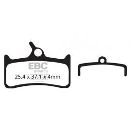 Klocki rowerowe EBC (organiczne wyczynowe) Shimano Xt /Grimeca 8 & 16 / Crag Dh / Slam / Hope CFA310