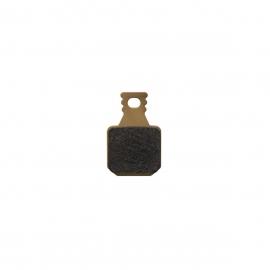 Brake pads 8.R, Race, gold, incl. 2 pad retaining screws, MT disc brake 4 piston, 4 single brake pads (PU 1 set)