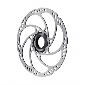 Rotor MDR-C CL, Ø 203 mm, Center Lock with lockring for quick-release-axle (with internal notches) (PU 1 piece)