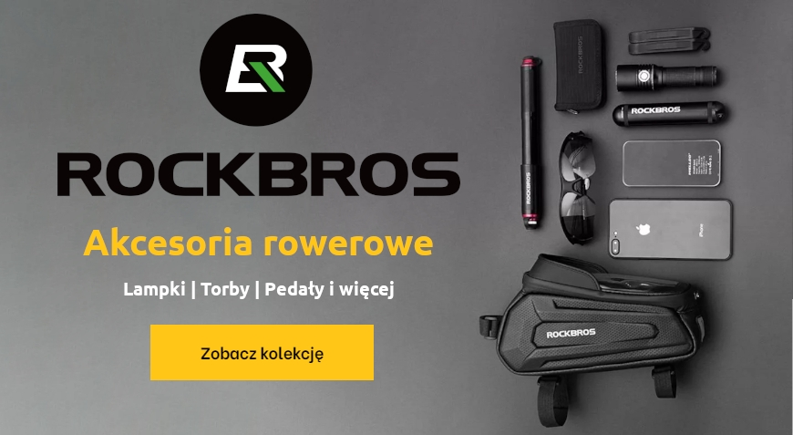 Rockbros - akcesoria rowerowe